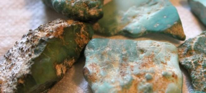 Nevada Green Turquoise